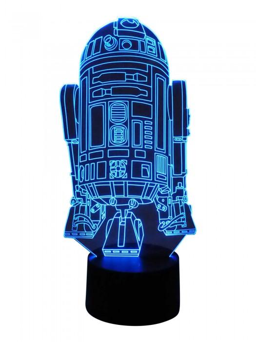 Tischlampe R2D2