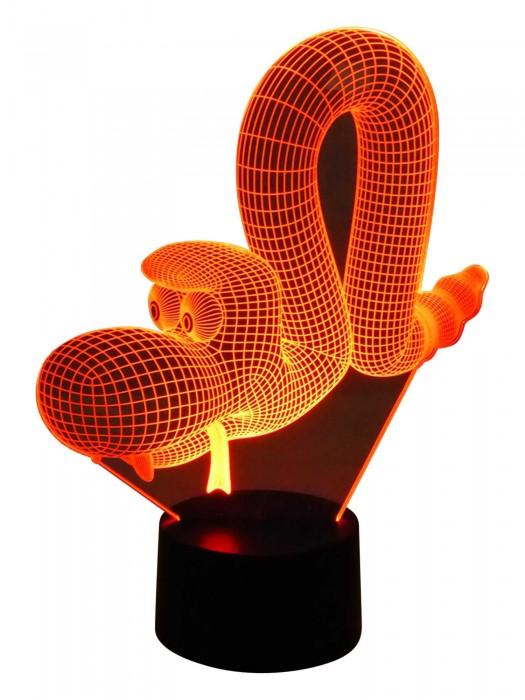 Led Lampe Schlange