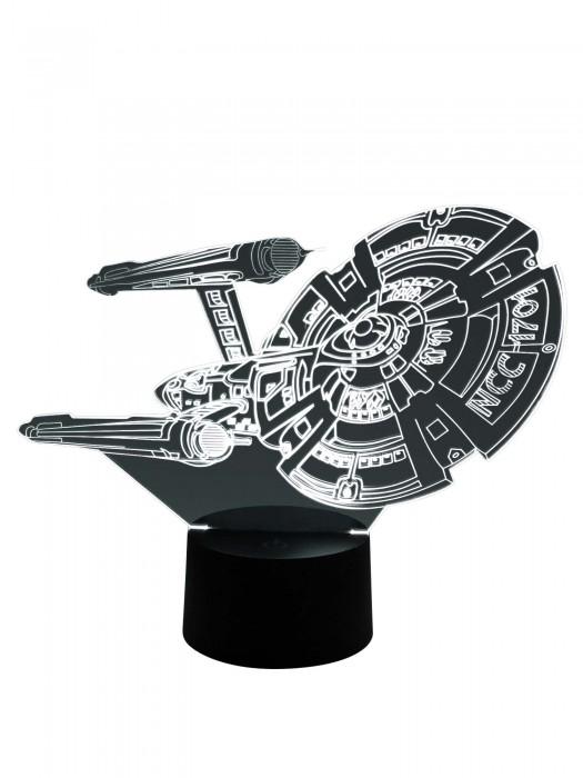 3D Tischlampe Enterprise