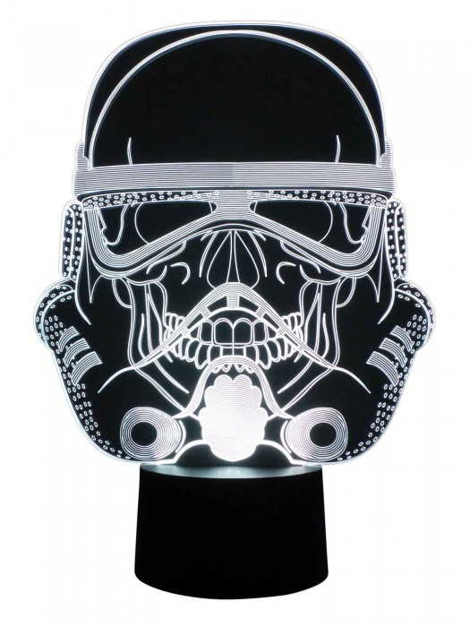 3D Lampe Stromtrooper