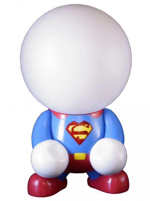Nachtlampe Superman