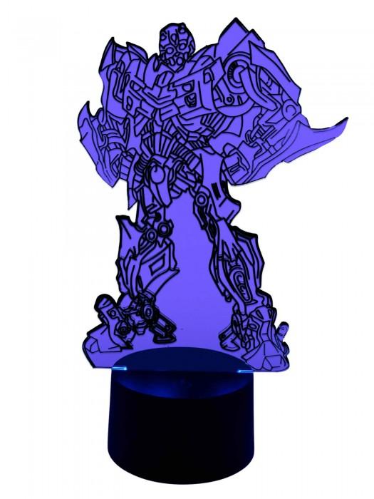 3D Lampe transformer