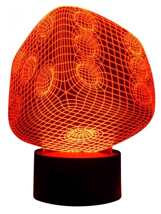 3D Tisch-lampe