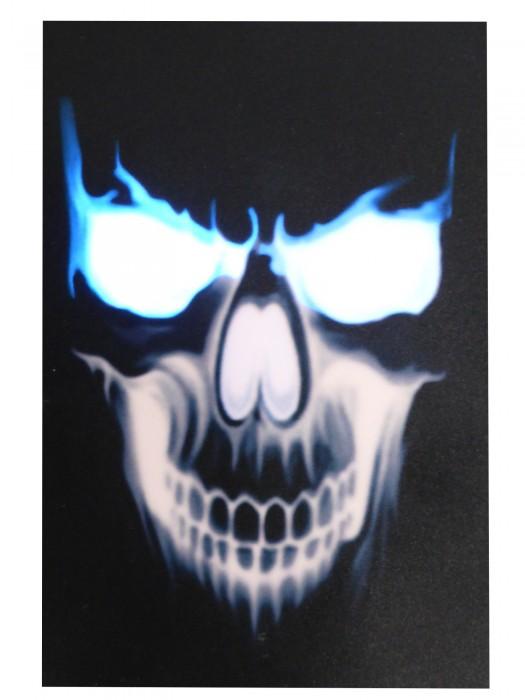 T-Shirt X-Ray Face Röntgenblick