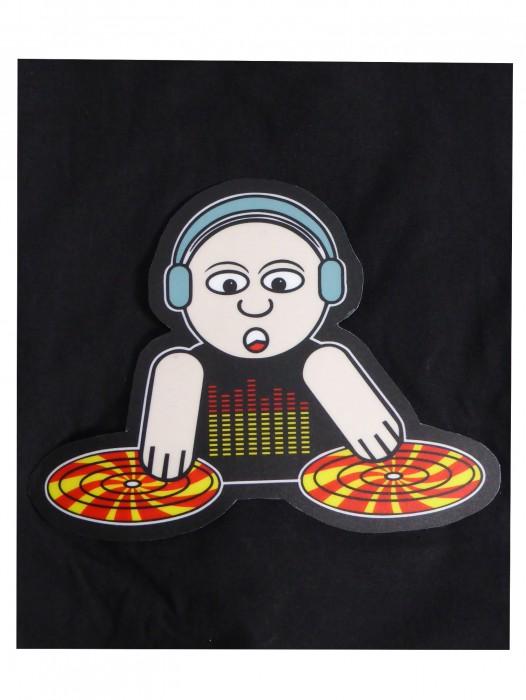 blinkendes Party LED-Shirt