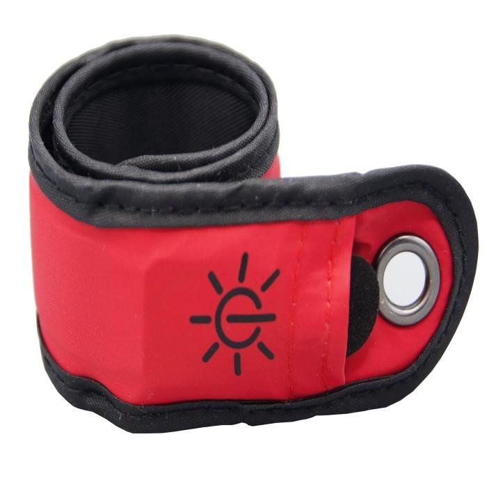 Flexibles LED Leucht-Armband,Sicherheitslicht,Leuchtband