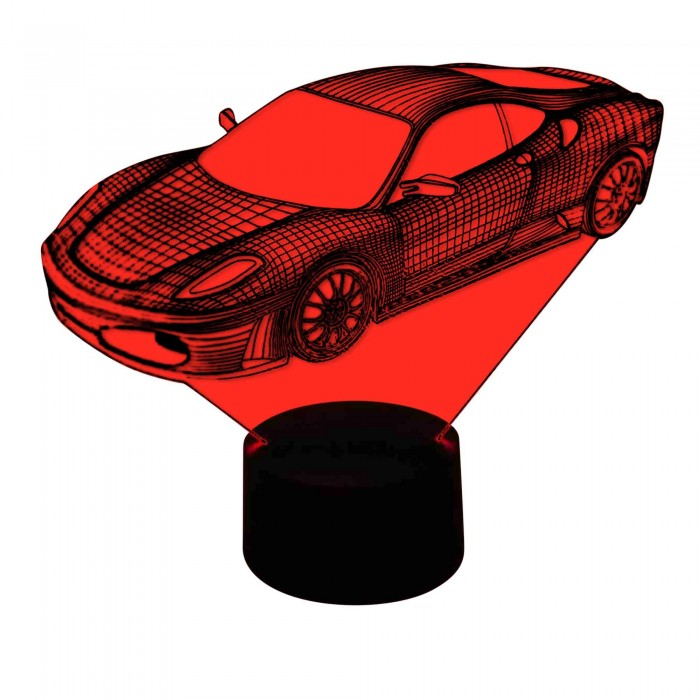 Ferrari Lampe