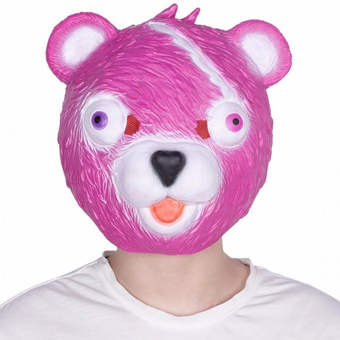 Forthnite Teddy Bär Maske