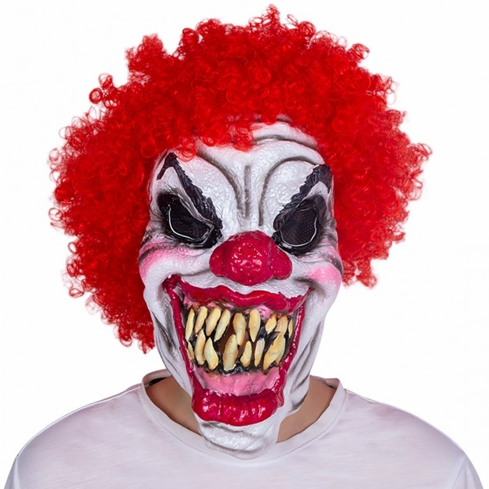Halloween Maske Horror Clown