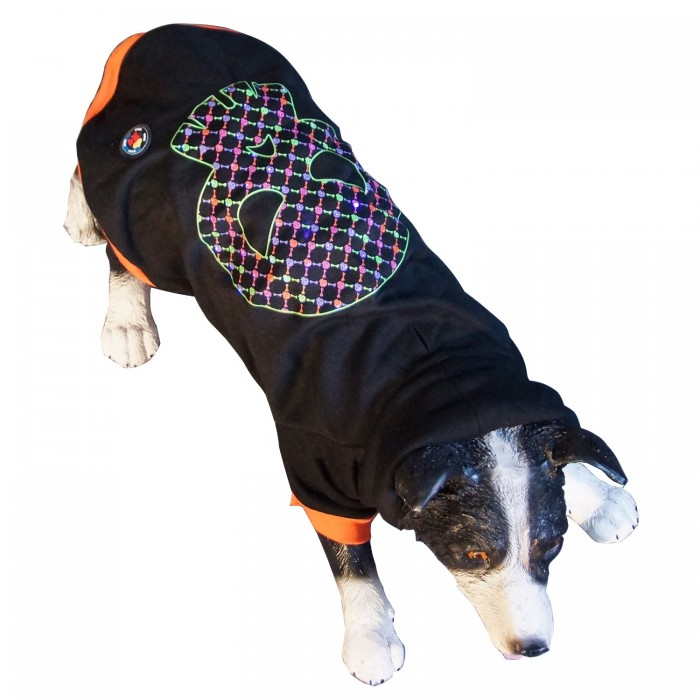 LED Pullover für den Hund