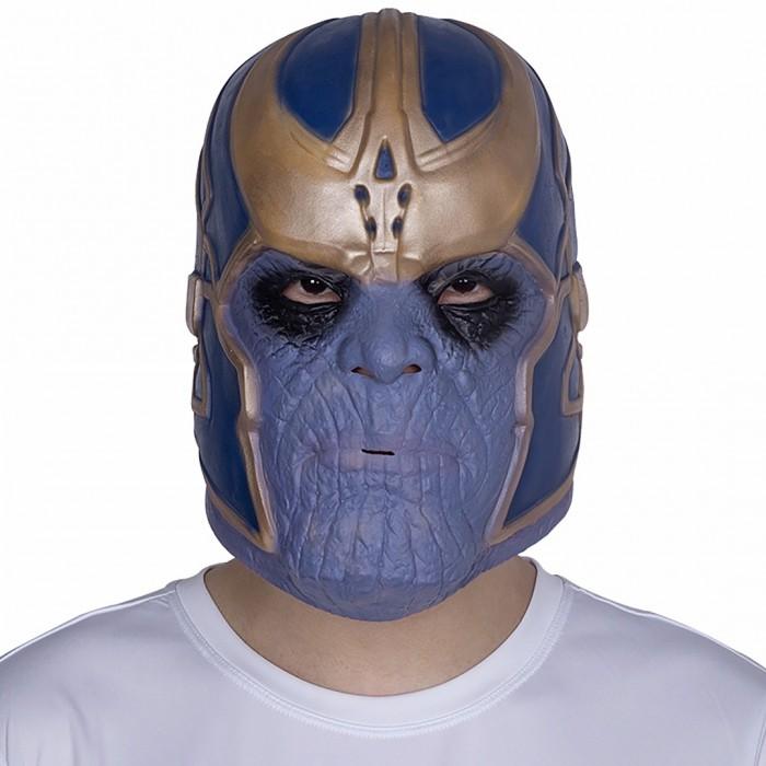 Karneval Maske Thanos-ähnlich