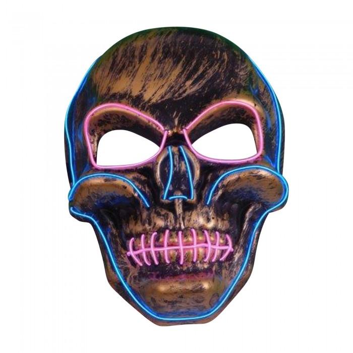 Gesichtsmaske Totenkopf