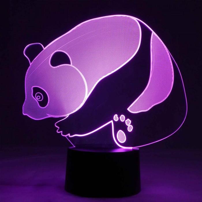 Tischlampe Panda Bär