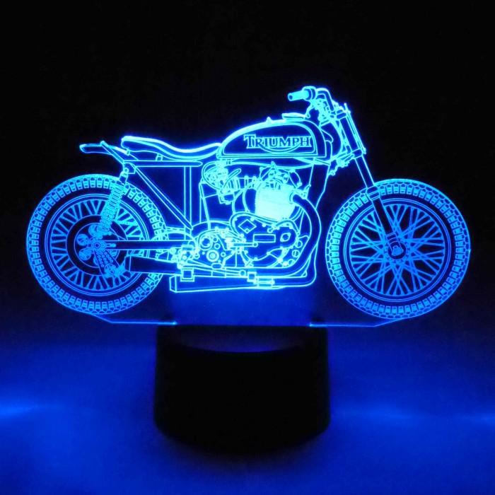 Lampe Motorrad