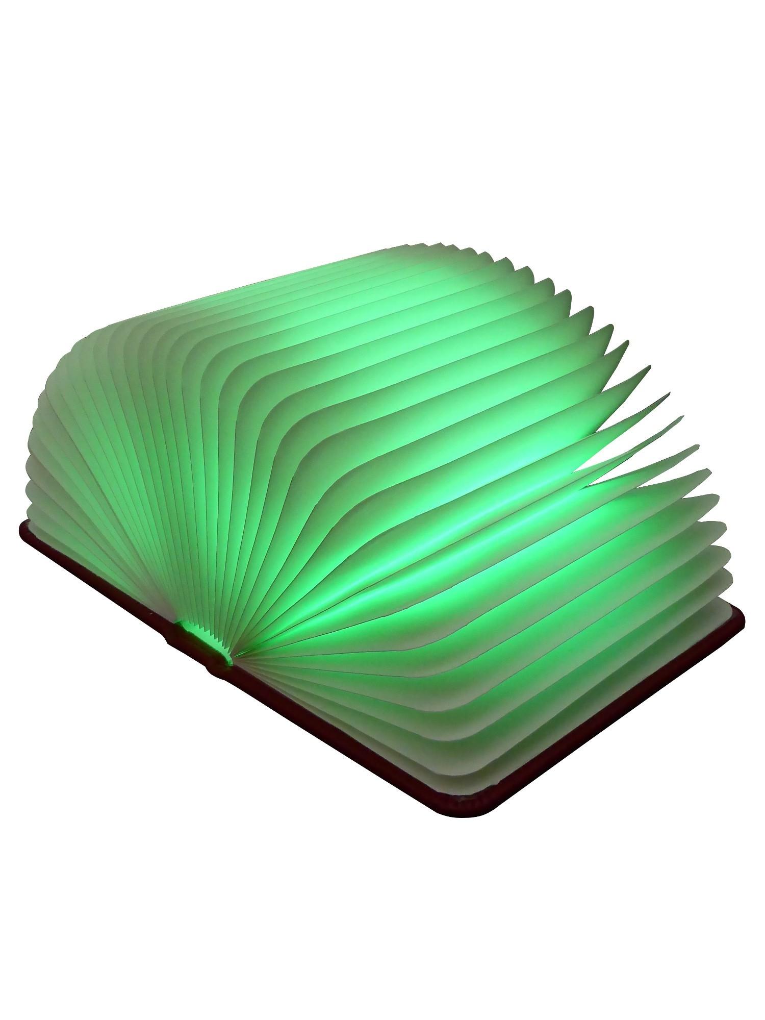 die einzigartige design lampe in buchform f r ein stimmungsvolles orientierungs licht. Black Bedroom Furniture Sets. Home Design Ideas