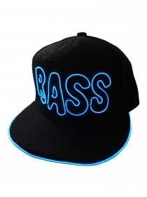 LED-Basecap Bass
