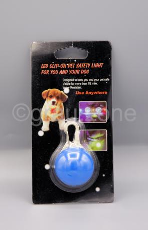 LED-Anhänger für dein Hund