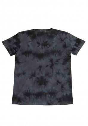 T-Shirt mit hochwertigem Motivdruck in 3D Ausführung / Totenkopf