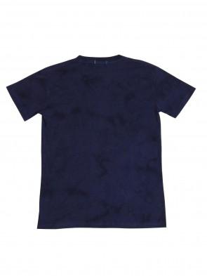 T-Shirt mit hochwertigem 3D Druck