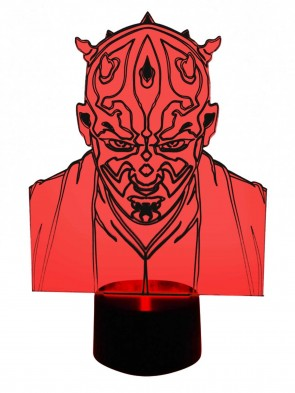 3D Lampe Star Wars