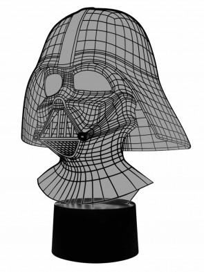 Led Lampe Darth Vader