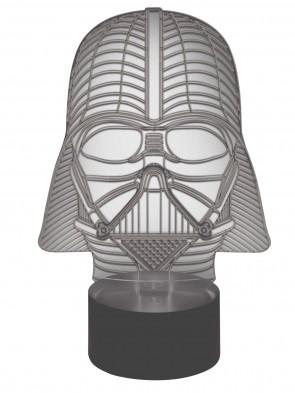 3D Led Lampe Darth  Vader