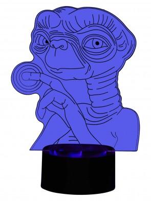 originelle 3D Lampe