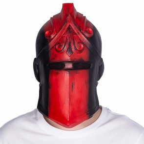 Halloween Maske Ritter