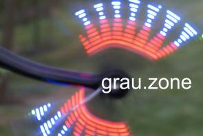 LED-Fahrradreifen-Licht