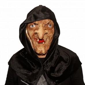 Halloween Maske Hexe