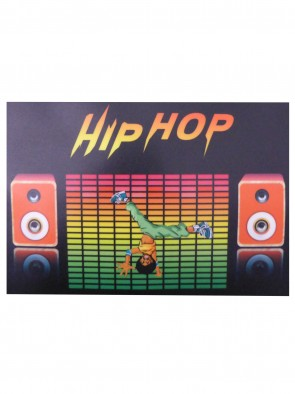 Hip-Hop, Breakdance