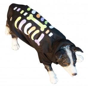 Hundepulli mit Beleuchtung