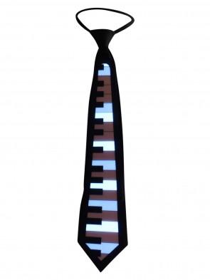 Leucht-Krawatte Piano