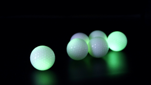 LED-Golfball Grün