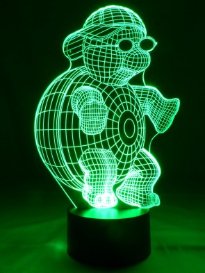 Lampe Turtle