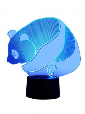 3D Lampe Panda