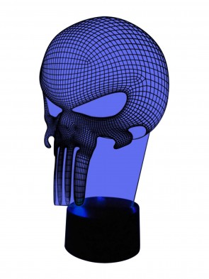 3D Tisch-Lampe Halloween