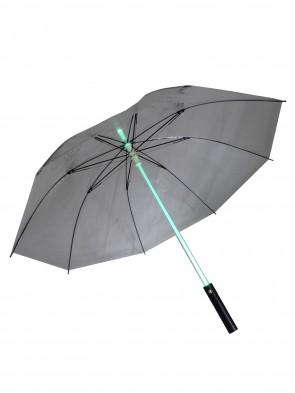 Led Regenschirm (grün)