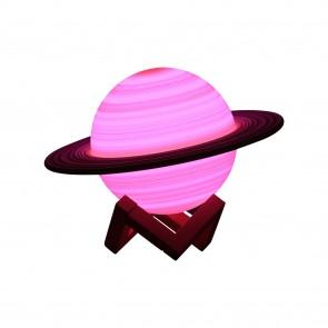 Saturn Lampe