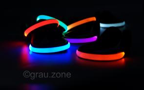 LED-Schuhclip