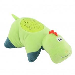 LED Lampe Dino mit Sternenhimmel