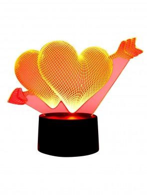 3D Lampe verliebt