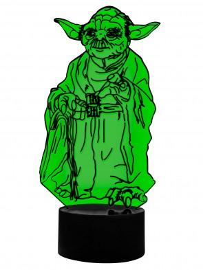 3D Lampe Yoda