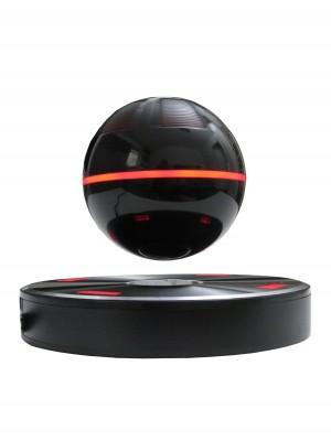 Schwebender Lautsprecher, 360° Rotation, in schwarz oder weiß