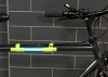 "LED-Fahrrad Leuchtstab  ""Radiant Glow"" Fahrradrakete/Streulicht Grün"