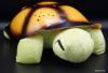"""LED Lampe """"Grüne Schildkröte"""" mit Sternenhimmel"""
