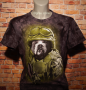 3D T-Shirt Bulldogge