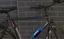 "LED-Fahrrad Leuchtstab  ""Radiant Glow"" Fahrradrakete/Streulicht Blau"