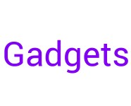 LED Gadgets